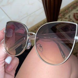 Cateye Sunglasses NWT